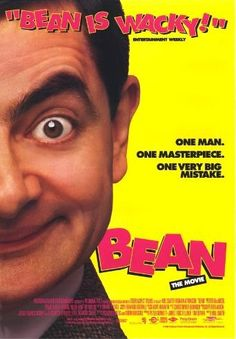 Directed by Mel Smith. With Rowan Atkinson, Peter MacNicol, John Mills, Pamela Reed. The bumbling Mr. Bean travels to America when he is given the responsibility of bringing a highly valuable painting to a Los Angeles museum. Bean The Movie, Movie List, I Movie, Hollywood Movies List, Famous Comedians, Top Comedies, Los Angeles Museum, Fantasy Movies