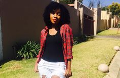Scandal! actress Mapaseka Koetle welcomes a baby girl | Epyk Living