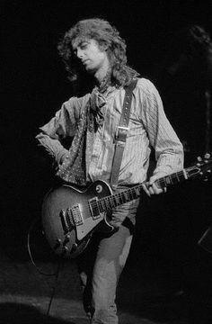 """Jimmy Page                                                                      """"Led Zeppelin Soundcheck - 17 January 1975"""""""