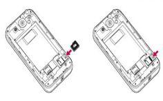 How To Insert Memory Card - LG G Pro 2. #lg #lggpro2