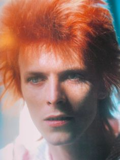 Mick Rock - The Rise of David Bowie 1972-1973 - 2015