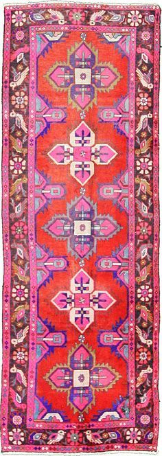 Aztec rug such a beautiful mix of colours I want it!