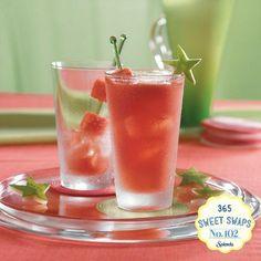 Sweet Watermelon Lemonade