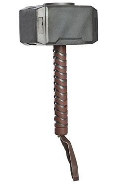 Kids' Costume Accessories - Avengers Assemble Thor Molded Hammer ** Continue to the product at the image link.