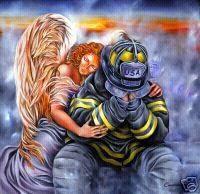 Firefighter's angel