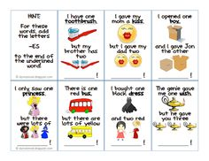Grammar: Regular Plural Noun Flash Cards (Set 2) - pinned by @PediaStaff – Please Visit ht.ly/63sNtfor all our pediatric therapy pins