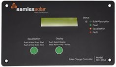 Samlex Solar Scc-30Ab Charge Controller, 2015 Amazon Top Rated Energy Controllers #AutomotivePartsandAccessories