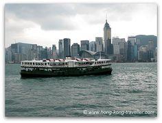Hong Kong Ferry: The Star Ferry