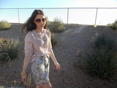 pastel Spring outfit