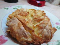 Pizza Tarts, Dessert Recipes, Desserts, Greek Recipes, No Bake Cake, Food Styling, Food Processor Recipes, Cabbage, Bread