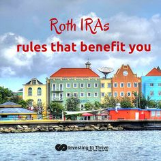 The Roth IRA can help you with retirement savings and more. Learn about Roth IRA rules and how they benefit you.