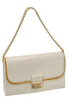 Jimmy Choo - Cruise Bags - 2013 Gucci Purses, Burberry Handbags, Purses Online, Cheap Burberry, White Bags, Online Collections, Closets, Jimmy Choo, Clutches