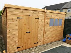 Visit our wooden garden shed gallery and view some of the fantastic sheds we make and sell.
