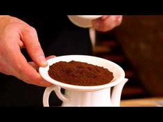 Voll im Trend: Kaffeezubereitung mit der Karlsbader Kanne - YouTube