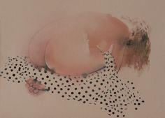 A/032-2012, akvarell, 28x38cm