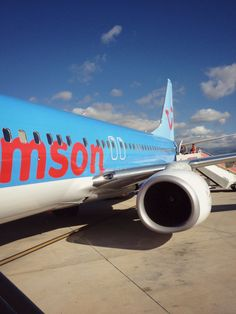Travelling with a Toddler with Thomson Thomson Holidays, Thomson Airways, Cala Bona, Manchester Airport, Cargo Airlines, Family Resorts, Commercial Aircraft, Civil Aviation, British Airways