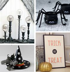 28 homemade halloween decorations if you are looking for crafty ways to decorate for halloween - Halloween Decorations You Can Make