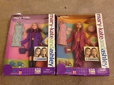 Olsen Twins Dolls - Mary-Kate & Ashley - Mattel BNIB