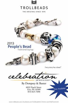 Feder People/'s Bead Sommer 2012 Feather Trollbeads