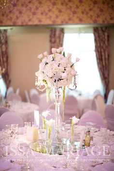 Table Decorations, Furniture, Home Decor, Crystal, Decoration Home, Room Decor, Home Furnishings, Arredamento, Dinner Table Decorations