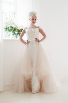 Strictly Weddings is thrilled to get ahead of the curve with an exclusive look at House of Mooshki's 2016 bespoke wedding dress collection.