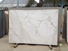 Choosing marble for kitchens - Calcutta-tastic!