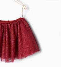 d28f02e7af Shiny stars tulle skirt - SKIRTS AND TROUSERS - BABY GIRL | 3 months ...