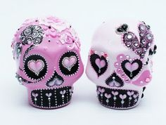 Not really into the skulls but I love these ones!