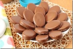 knockoff reeses peanut butter eggs
