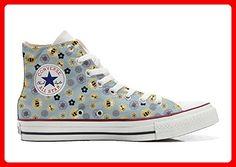 Converse All Back Abstract Groud Produkt) (Handwerk Schuhe