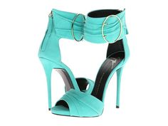 Put stepping stones or planks on the sand.  Anything for the Shoes!  Giuseppe Zanotti E40261