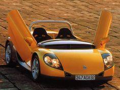 1995 Renault Sport Spider.