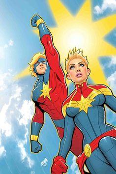 Captain Marvel • Captain Marvel