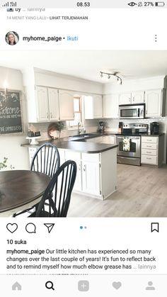 Little Kitchen, Home Decor, Decoration Home, Room Decor, Home Interior Design, Home Decoration, Interior Design
