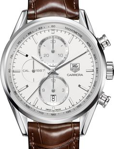 TAG HEUER CARRERA CALIBRE 1887 41 MM - CAR2111-FC6291 - TAG HEUER - Forges Mobile