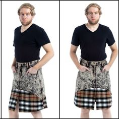 Have a Positive Wednesday🤗🤗 Perfect Outfit for your perfect day #scottishkiltshop #scottishkilt #kilt #kiltshop #kiltsformen #scottish #mensfashion #malestyle #kiltedmen #stylishdenimtartankilt Scottish Hat, Scottish Kilts, Tartan Material, Tartan Fabric, Tartan Kilt, Tartan Scarf, Kilt Shop, Leather Kilt, Utility Kilt