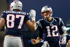 New England Patriots ROCK THE STUFF OUT OF EVERYONE