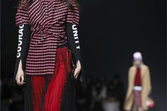 Versace Ready To Wear Fall Winter 2017 Milan