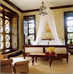 Love the windows! Indian Bedroom Wooden Furniture: http://thehomeforhope.com/indian-style-bedroom-interior/indian-bedroom-wooden-furniture