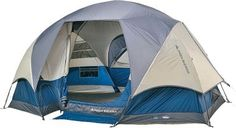 Cabela's: High Sierra Mesa Family Dome Tent, 5 person