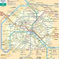 Paris - The underground system... wow!