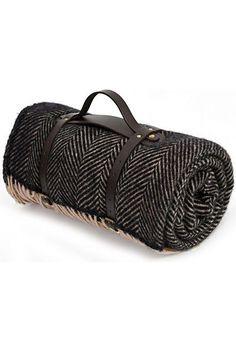 TWEEDMILL - Polo herringbone wool rug   Selfridges.com