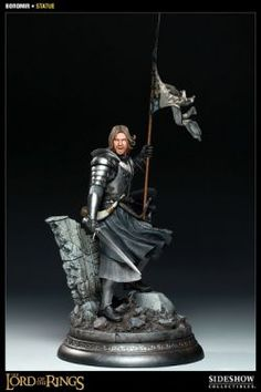 Lord of the Rings Statue Boromir 61 cm, Sideshow Collectibles, Cinema