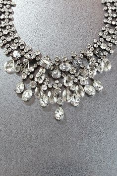 Cascade necklace in  from Boston Proper on shop.CatalogSpree.com, your personal digital mall.