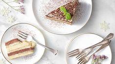 Kávový řez Panna Cotta, Favorite Recipes, Ethnic Recipes, Food, Dulce De Leche, Essen, Meals, Yemek, Eten
