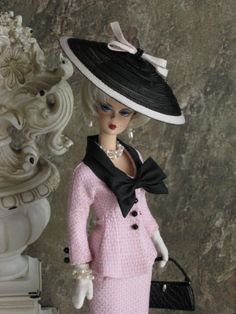 vintage barbie couture | Click photo to enlarge