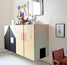 [Inspiration Pinterest] Votre intérieur ressemble un peu trop à celui des pages du catalogue Ikea ? Pas de panique ! Côté Maison vous a sélectionné 10 Ikea hacks dénichés sur Pinterest pour sublimer vos meubles et accessoires Ikea. A vous l'intérieur ultra personnalisé et tendance en suivant ces 10 DIY faciles et pas chers...