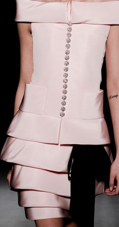 Chanel Spring 2011 Couture Fashion Show Details