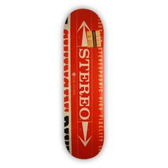Stereo Peterson Dollar Deck 8.25