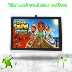 We love it and we know you also love it as well 7 inch Pc Tablet Android 4.4 Google A33 Quad-Core Bluetooth WiFi Flash Tablet PC android tablet 7 8 9 10 10.1 android just only $51.07 - 70.60 with free shipping worldwide  #tablet Plese click on picture to see our special price for you